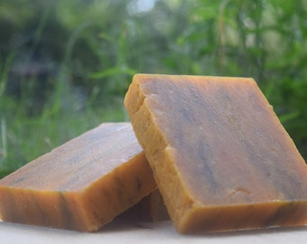 Handmade Acai Papaya Soap