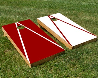 Alabama Crimson Tide Cornhole Board Set
