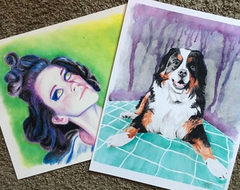 Pick 2! Two 11x14 prints