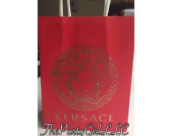 VERSACE Inspired Party Favor Bags !!1 (AnyTHEME's Possible! CONVO ME!)