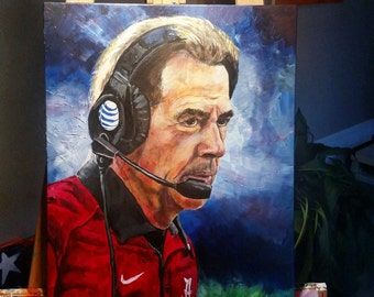 Roll Tide!  Nick Saban - Alabama Football