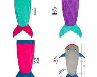 Items Similar To Kids Mermaid Brown Haired Princess Beach
