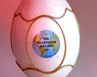 A delightful Millenium Egg