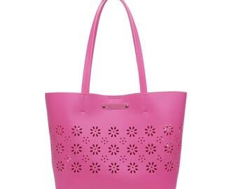 Daisy Cut Hand Bag
