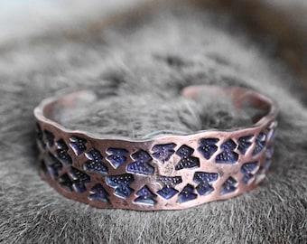 Viking arm ring bangle bracelet