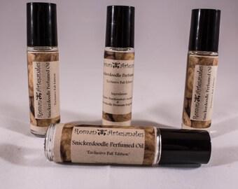 Perfumed Oils