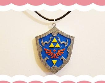 Hylian Sheild Necklace