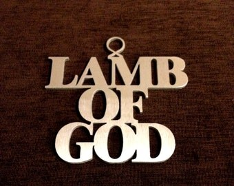 "Names of Jesus: ""Lamb of God"""