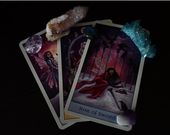Same Day Fast 1 Question 3 Card Tarot Reading