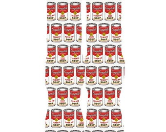 Campbells Soup Andy Warhol Pop Socks
