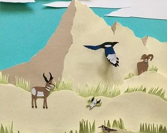 Badlands Ecology