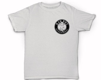 Bad Boy Records T-shirt - Classic hip hop Record Label - 90's hip hop - Notorious BIG - Puff Daddy Diddy Biggie Mase lil kim