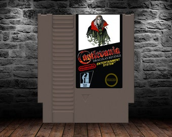 Castlevania Dracula's Revenge - Rearranged Take on a Vampire Slaying Classic - NES