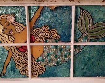 The Marble Mermaid