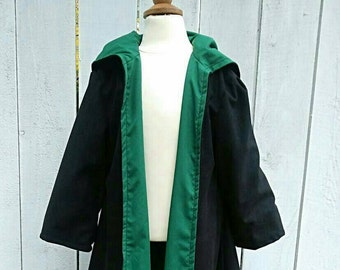 Harry Potter Hogwarts Robes - Slytherin Toddler and Child Costume