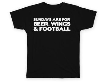 Football Sunday Tee
