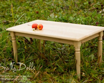 Table for BJD Dolls