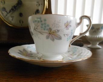 Paragon Enchantment teacup and saucer