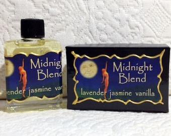 Midnight Blend Perfume Oil