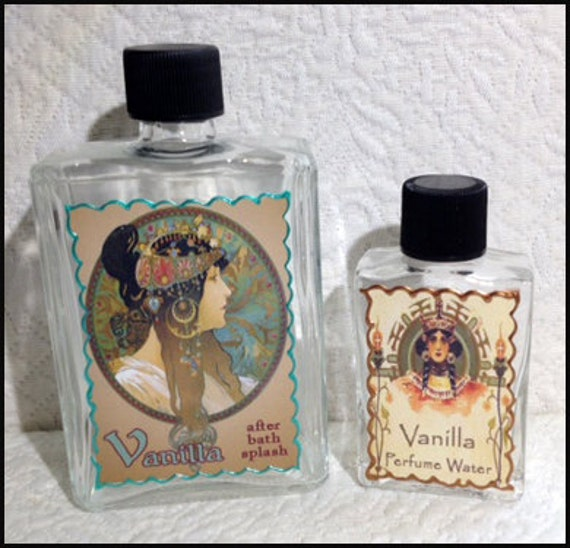 Vanilla Perfume Water - eau de toilette - After Bath Splash