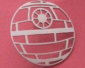 Death Star Tie Tack or Pin