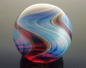Jeff Barber Glass Art Marble
