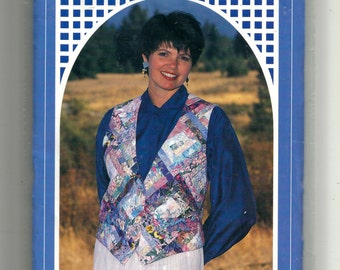 Back Porch Press Water Color Vest Pattern