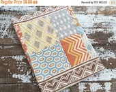 40% FLASH SALE- Vintage Retro Pillowcase- Standard Size -