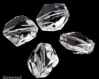 5523 12mm Crystal Swarovski Cosmic Bead (6 Pcs)