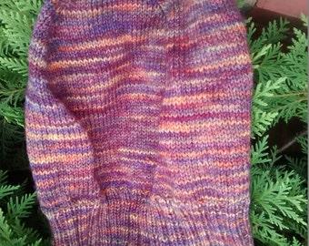 FF - Multicolored Wool Stocking Cap