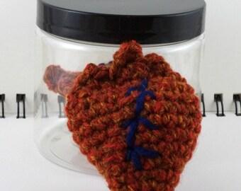 Heart in a Jar - Rust (SWG-HT004)