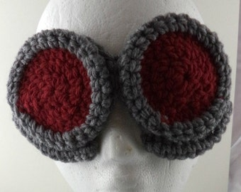 Crocheted Goggles Headband - The Star Lord (SWG-HH-GGSTAR01)