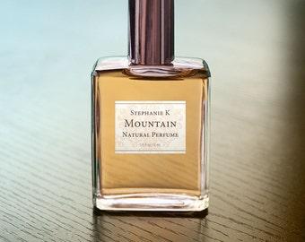 Mountain, an all Natural Perfume Oil