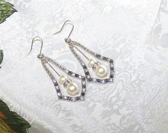 Wedding Bell Earrings