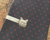 SALE Cat Tie Bar