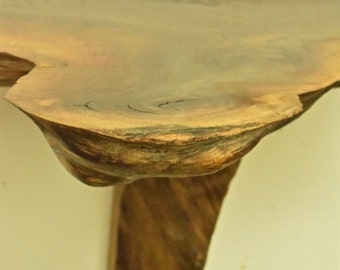 No. 40 - Walnut Display Shelf - Live and Wild Edge
