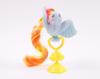 Fairy Tails My Little Pony Vintage Bird Tiffany Tails