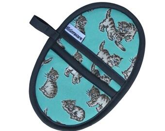 Kitties Mini Oven Mitt