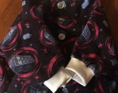 Ready Made Flannel Small Dog Dr. Who Pajamas