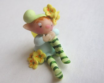 The flower pixie