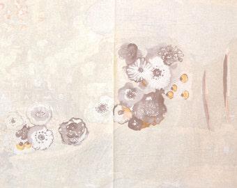 Nani Iro Japanese Fabric Kokka Komorebi AW - C - 50cm