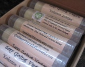 "12 ""Kokomo Jubilee"" (Easy Going Vegan) Lip Balms (comes w/display box) 0.15 oz tubes"