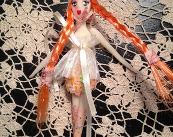 Delilah Dreamcicle, Dame Darcy, art doll, candy dream, kawaii, sweet lolita, candy goth