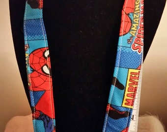 Spiderman Lanyard