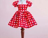 Picnic,Handmade Dress for Neo Blythe Doll by Plastic Fashion