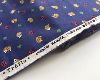 Kokka Fabric Hedgehog