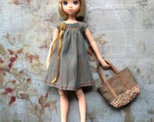 Summer Holiday set for Ruruko dolls - Joni Dress