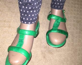 Amalbi by Rangoni Italian Sandals