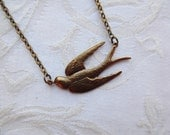 75% Off Sweet Sparrow Necklace