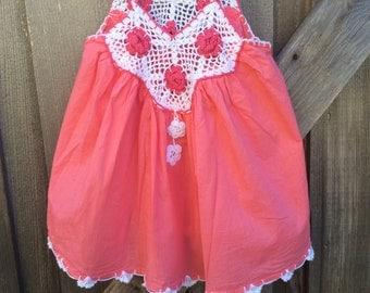 Toddler Dress 12/18 Months